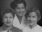 Patria Mercedes Mirabal, Minerva Argentina Mirabal e Antonia María Teresa Mirabal, assassinadas em 25 de novembro de 1960 pela ditadura de Rafael Leónidas Trujillo
