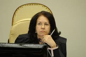 Ministra Laurita Vaz (Agência STF)
