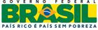 Logomarca governo federal