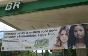 Adesão da Petrobras à Campanha Compromisso e Atitude (Foto: Isabel Clavelin/SPM-PR)