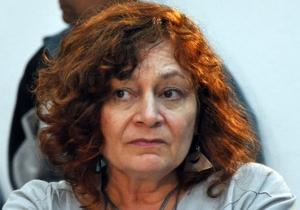Antropóloga Rita Laura Segato (UnB)