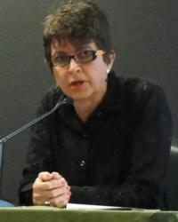 coordenadora da Coordenadoria de Política para as Mulheres do Estado de Minas Gerais, Eliana Piola