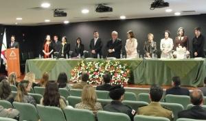 Evento da Campanha Compromisso e Atitude em Minas Gerais (Foto: GBrandino)