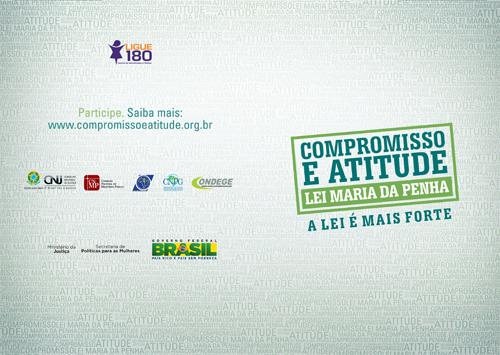 Folder da Campanha 2013 (frente)