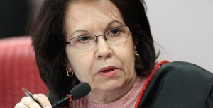 Ministra Laurita Vaz (Foto: STJ)