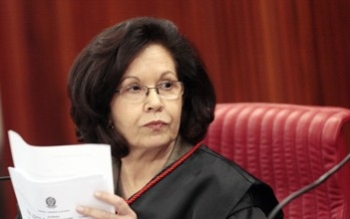 Ministra Laurita Vaz (Foto: TSE)