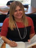 Promotora Lindinalva Rodrigues Dalla Costa fala da importância da Lei Maria da Penha (Foto: acervo pessoal)