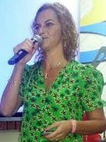 Defensora Jeane Xaud do Condege (Foto: acervo pessoal)