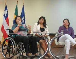 Para Maria da Penha, o desafio da Lei 11.340 é chegar ao interior dos estados brasileiros