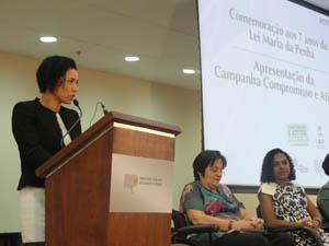 Secretaria estadual trabalha articulação nos municípios e ampliação da rede de atendimento à mulher