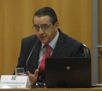 médico forense e especialista espanhol Juan Manuel Cartagena Pastor