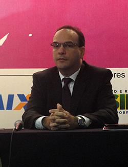 juiz Álvaro Kalix Ferro, auxiliar da Presidência do Conselho Nacional de Justiça (CNJ) e membro do Tribunal de Justiça de Rondônia.