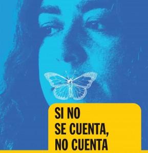 Capa publicação Si no se cuenta, no cuenta: Información sobre la violencia contra las mujeres (Cepal, 2012)