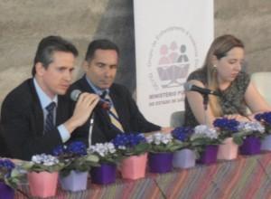 Promotor de Justiça Mauricio Salvadori: a Lei Maria da Penha é para todas