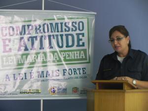 Guarda Civil Municipal, Josina Rosangela de Faria (Foto: Eloísa Helena)