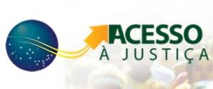 Logomarca do portal Atlas de Acesso à Justiça