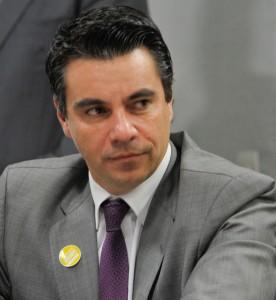 secretário de Reforma do Judiciário (SRJ) do Ministério da Justiça, Flávio Crocce Caetano (Foto: Agência Senado)