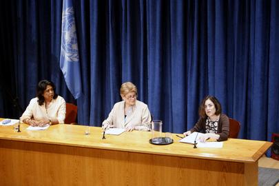 Silvia Pimentel no CEDAW_Foto ONU