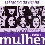 capa Cartilha Lei Maria da Penha: Pelo fim da violência contra a mulher (Petrobras, 2011)
