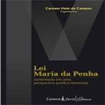 capa do livro Lei Maria da Penha Comentada em uma Perspectiva Jurídico-Feminista