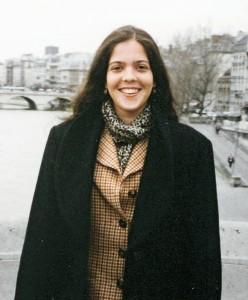 A jornalista Sandra Gomide, assassinada pelo ex-namorado, Pimenta Neves (Foto: Reprodução)