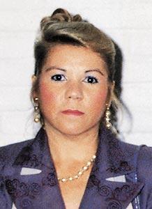 Maria do Carmo Alves, assassinada e esquartejada pelo ex-amante Farah Jorge Farah (Foto: Divulgação)