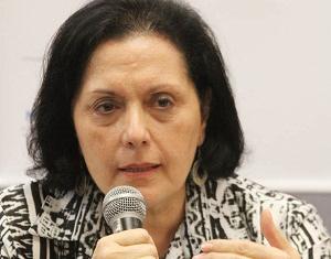 Leila Linhares Barsted, representante do Brasil no Comitê de Especialistas do MESECVI