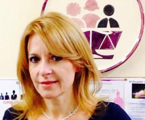Promotora Valéria Scarance do MPSP (Foto: Arquivo pessoal)