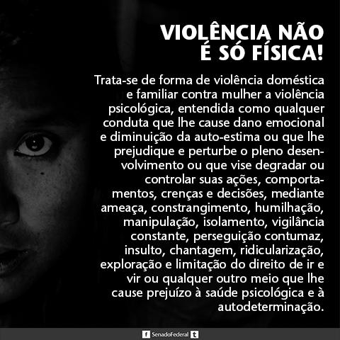 O que é violência doméstica?