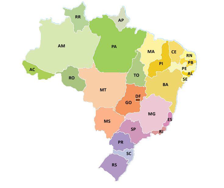 Mapa da CPMI