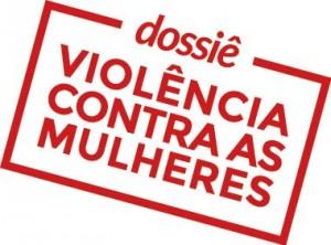 selo do dossie violencia contra as mulheres