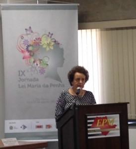 Ministra Eleonora Menicucci (SPM-PR)