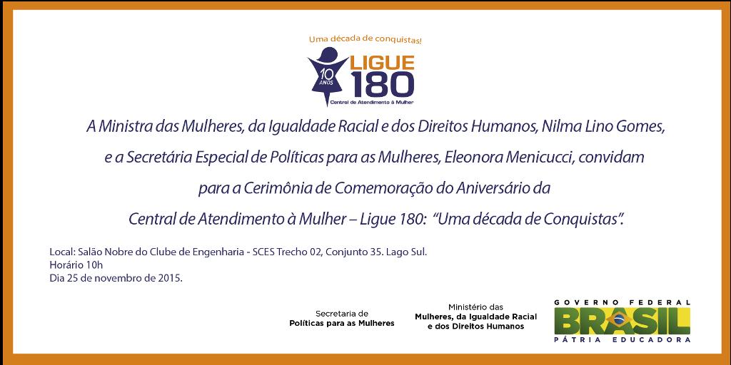 Convite - 10 anos Ligue 180-01