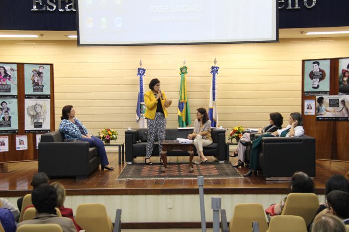 Major Cláudia Moraes alerta sobre os casos de estupros no lar