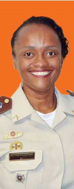 major Denice Santiago (PM Bahia)